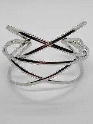 Criss Cross Crissy Cuff Bracelet