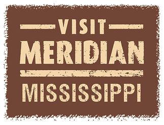 Visit Meridian logo