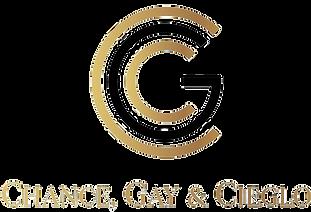 Chance, Gay & Cieglo logo
