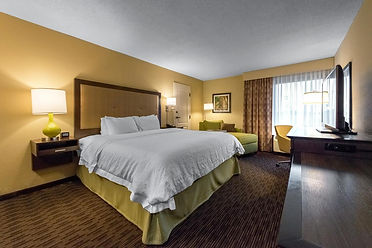 Hampton Inn room preview