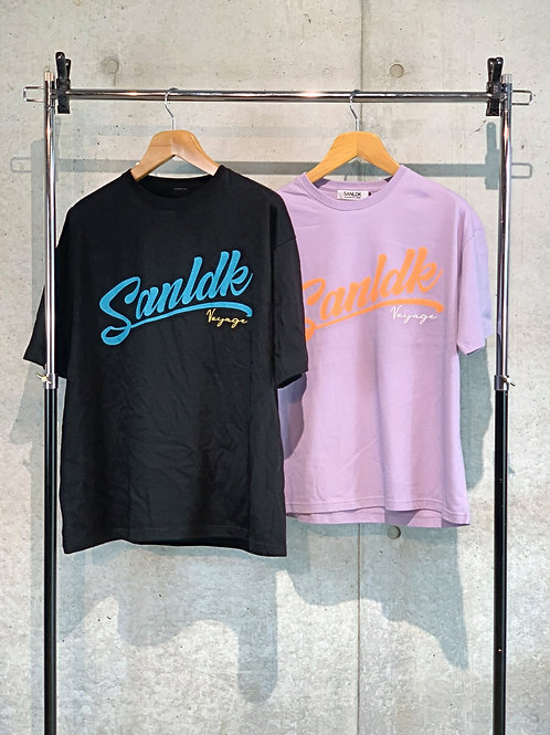 """《SANLDK》RELAX OVER TEE """"SUNSET PARADISE"""""""