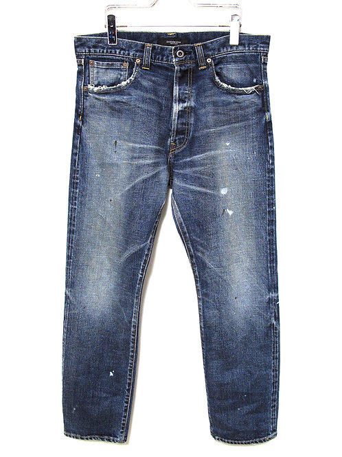 """《OVERDESIGN》CLASSIC JEAN""""REAL"""""""