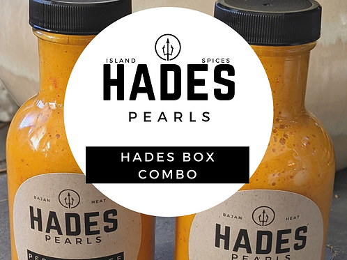Hades Box Combo Without Ginger Beer