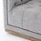 Thumbnail: Bleriot Swivel Chair - Gray