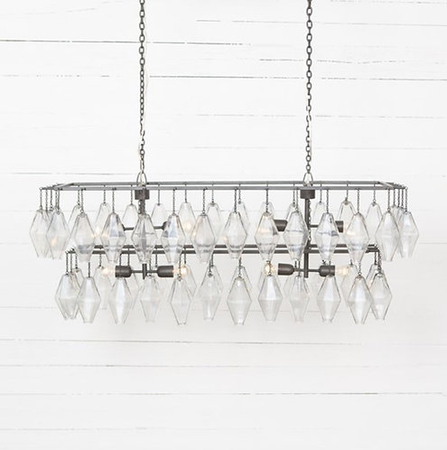 Wythe Rectangle Chandelier