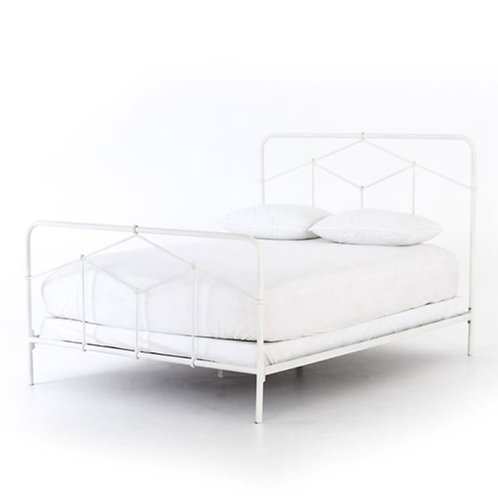 Willow Bed in White - Twin, Queen, King