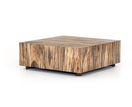Yunque Square Coffee Table