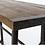 Thumbnail: Iron & Pine Pub Table