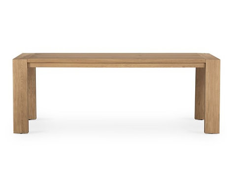 """Jude Dining Table - 84"""""""