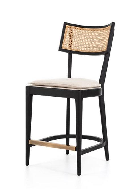 Autumn Bar / Counter Chair - Black