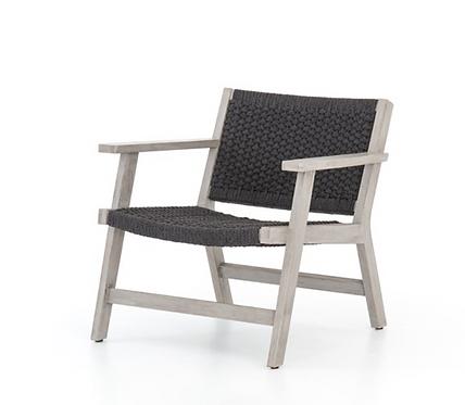 Harper Outdoor Chair - Grey