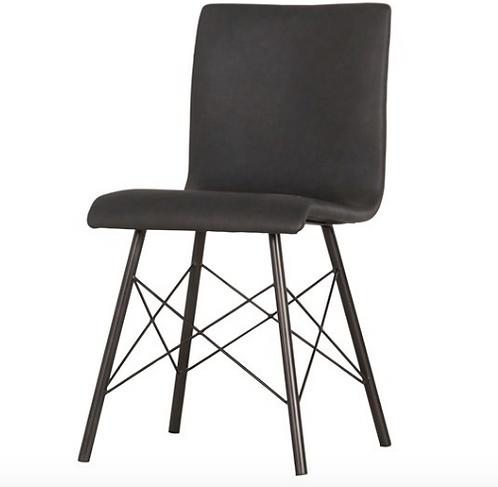 Jackson Dining Chair - Vintage Black