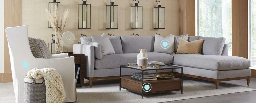 The Harbor Collection - Sofa and Sectional