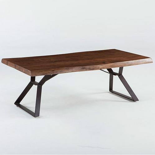 Mattituck Coffee Table - Dark Walnut