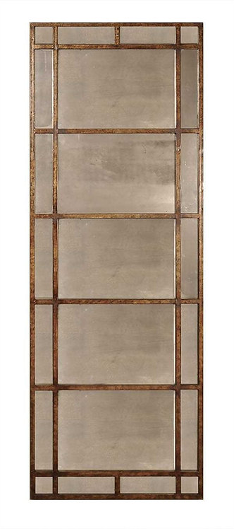 Bay of Silence Floor Mirror - Panel