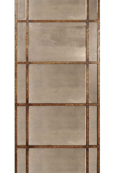 Bay of Silence Floor Mirror - Panel
