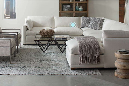Maiden Sectional - Custom Fabric