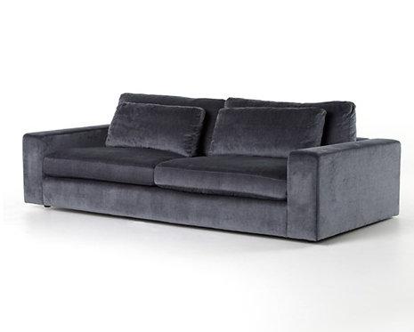 Crew Sofa - Charcoal Velvet