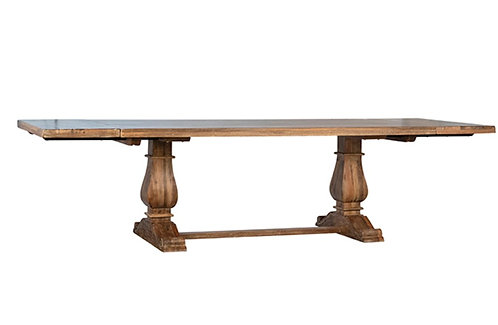 "Verona Extension Dining Table - 84""-121"""