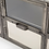 Thumbnail: Antiqued Iron Media / Sideboard