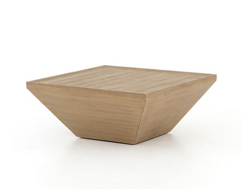 Harper Outdoor Coffee Table - Natural