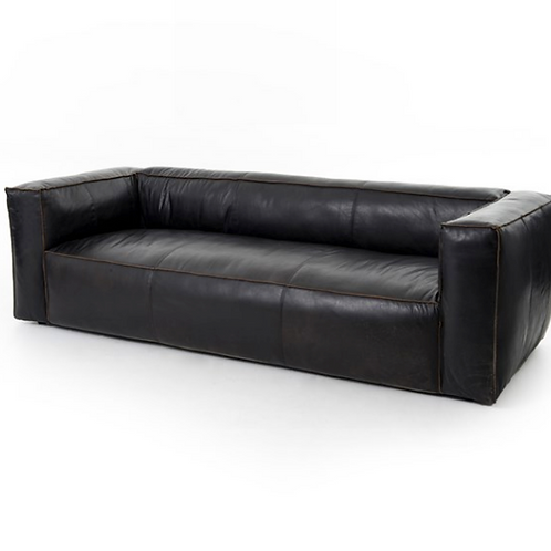 Prospect Leather Sofa