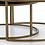 Thumbnail: Essex Nesting Coffee Table - Brass