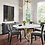 """Thumbnail: Astoria Dining Table Marble Top - 60"""" or 48"""""""