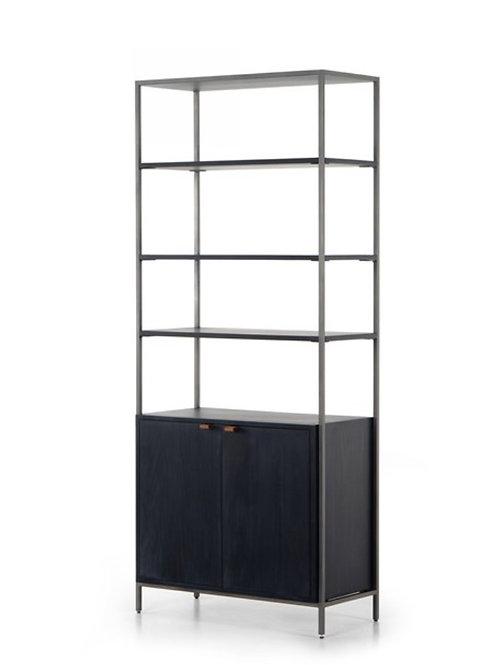 Atlas Bookcase - Black