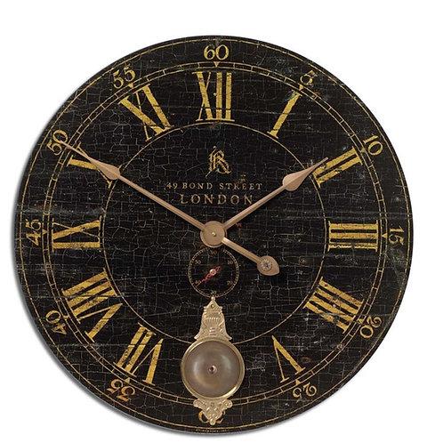 """London Wall Clock - 30"""""""