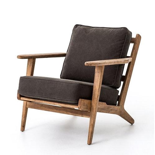 Wasatch Lounge Chair - Dark Green