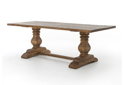 The Royal Oak Trestle Table