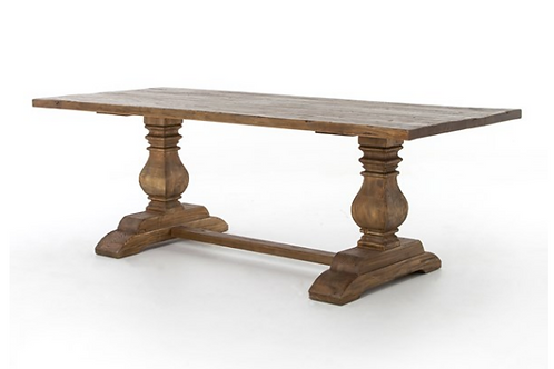 The Royal Oak Trestle Table