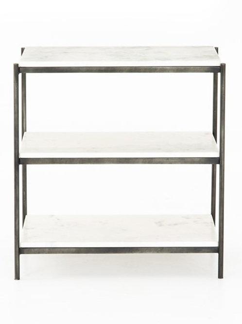 Lana Side Table - Iron