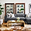 Thumbnail: Ganton Sectional - Charcoal