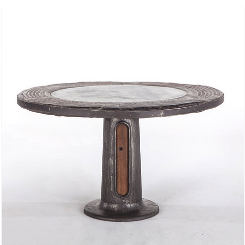 "Village Saint-Paul Round Table - 55"""