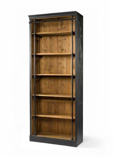 Grand Teton Bookcase - Black