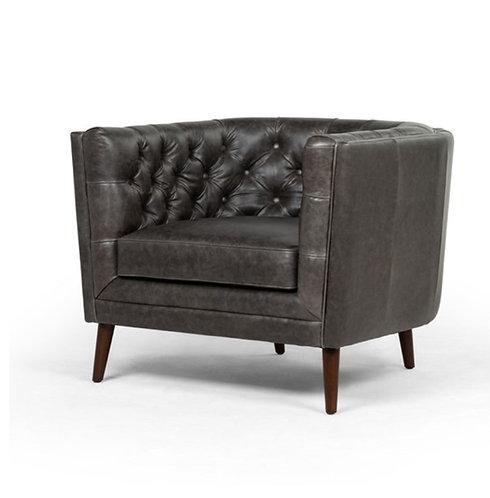 Ivan Accent Chair - Black