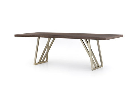 Alexander Dining Table - Walnut