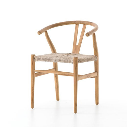 Greve Dining Chair - Natural (Indoor / Outdoor)