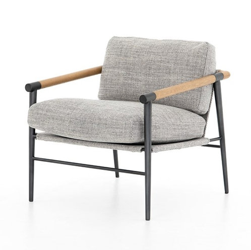 Colin Accent Chair - Grey