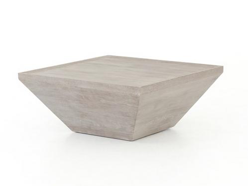 Harper Outdoor Coffee Table - Grey