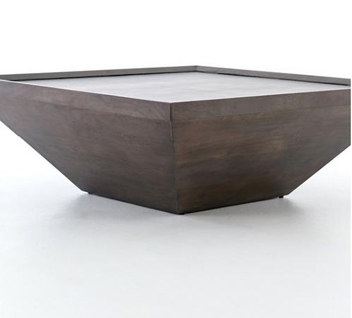 Dillon Coffee Table - Gray