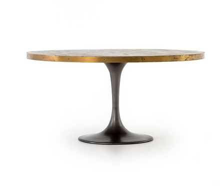 "Breuer Round Table - 60"" & 42"""