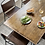 "Thumbnail: Brass Top Graz Dining Table - 79""or 94"""