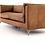 Thumbnail: Helena Leather Sofa - Brown