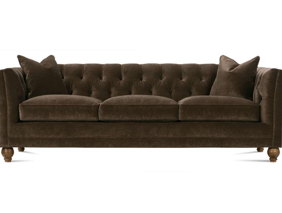 Aidan Tufted Sofa