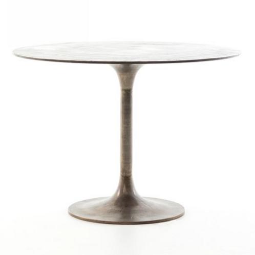 Bonham Breakfast Table - Antique Rust