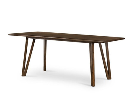 """Abel Dining Table - 78"""""""