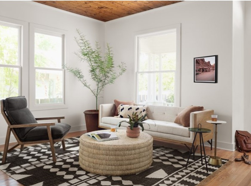 Organic Aesthetics - Living Room Collections